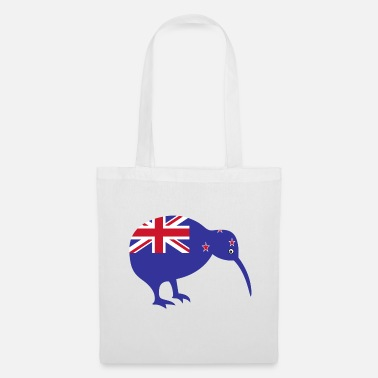 Sports Kiwi - New Zealand - New Zealand - Moari - Auckland - Tote Bag
