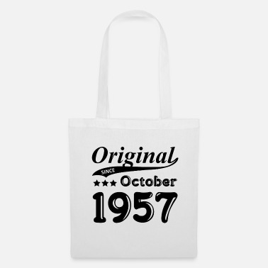 1957 October 1957 gift - Tote Bag