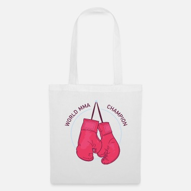 No Pain No Gain Cadeau de combat de kickboxing d'arts martiaux - Tote Bag