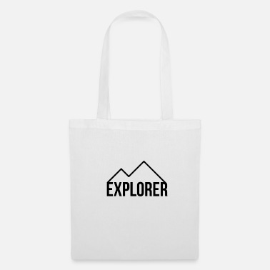 Explorateur explorateur - Tote Bag