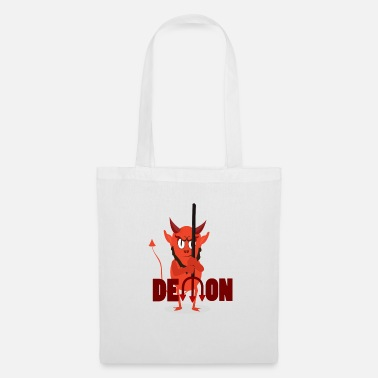 Satan Devil demon devil gift - Tote Bag