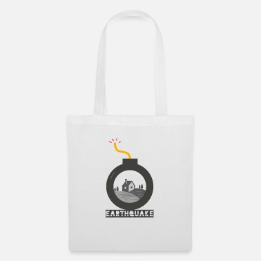 Tremblement De Terre tremblement de terre - Tote Bag