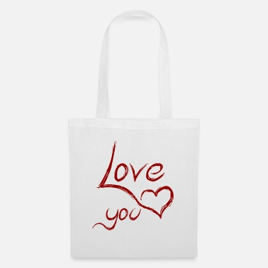 Love You love you - love you - Tote Bag
