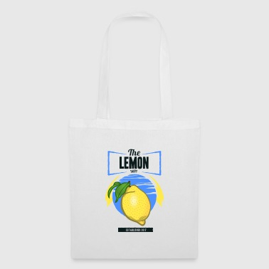 lemon2 - Stoffbeutel