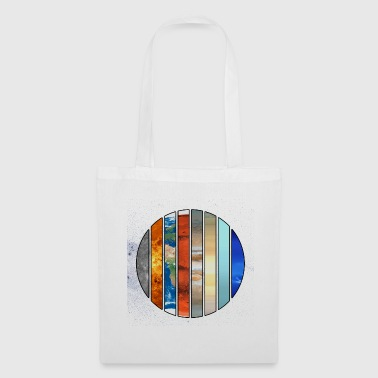 Astronomy Planet Astronomy Solar System Chemise - Tote Bag
