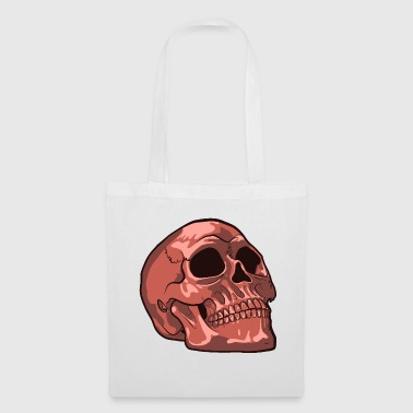 Red Death's Head - Borsa di stoffa