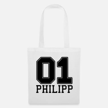 First Name Philipp name first name - Tote Bag