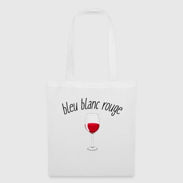 Bleu blanc rouge - Tote Bag