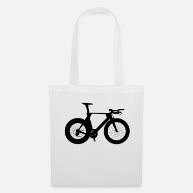 Trials Bike time trial bike - Tote Bag