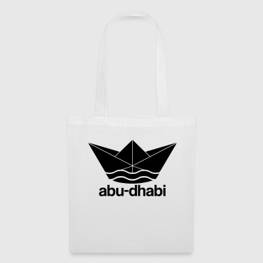 Cool Abu Dhabi paper ship design - Tote Bag