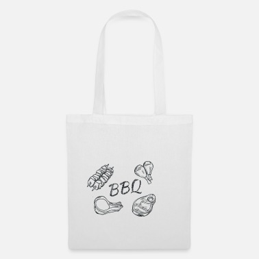 Meal BBQ meal - Tote Bag
