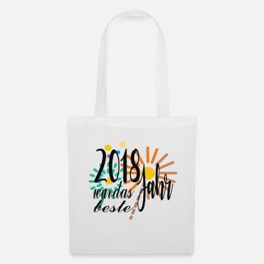 Vibe New Year, gift new year idea - Tote Bag