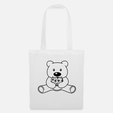 Tasty eat cookie biscuit hunger delicious nibble baer sues - Tote Bag