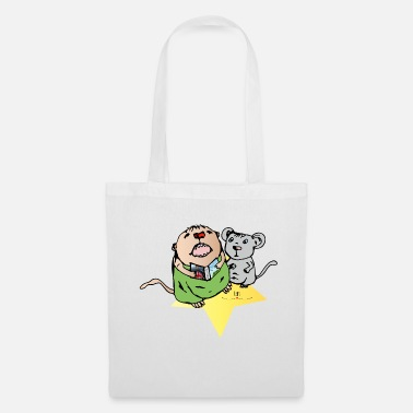 Story Bedtime Story - Tote Bag