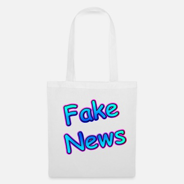 Fake Fake News - Tote Bag