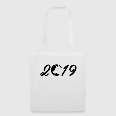 New Year 2019 Dog Dog New Year's Eve Dog - Tote Bag