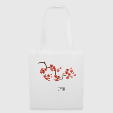 Cherry Japan - Tote Bag