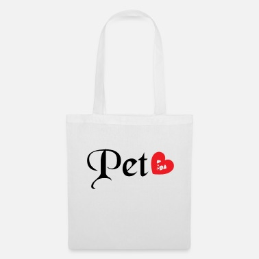 Labrador Bulldog cool dogs pet gift love - Tote Bag