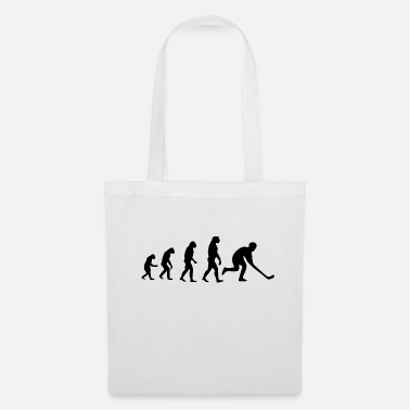 Hockey Sport Design Cadeau Noir - Tote Bag