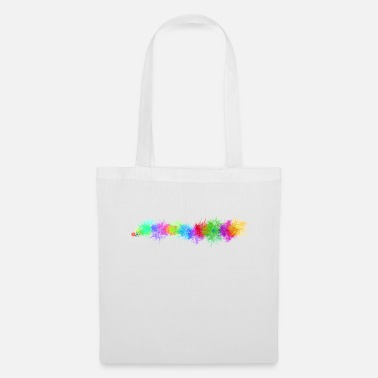Colorful Color crayon - colors - colorful - Tote Bag