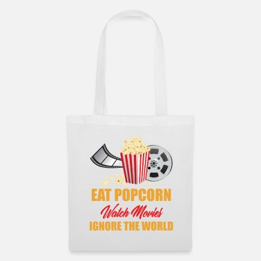 Action Films Cinema Actie Film Horror Movie Movie Gift - Tas van stof