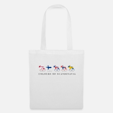 Scandinavia COLORS OF SCANDINAVIA - Tote Bag