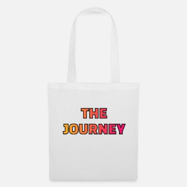 Journey The Journey - Tote Bag