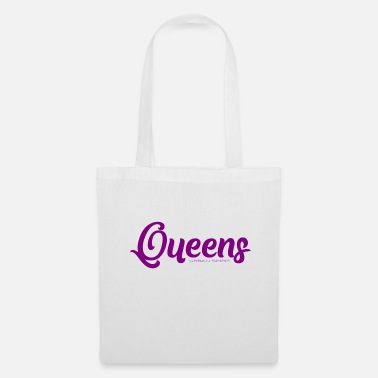 Streetwear Queens - Esprit Urbain - Streetwear - NYC New York - Tote Bag