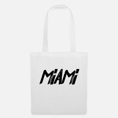 Étatsunis T-shirt Miami - Tote Bag