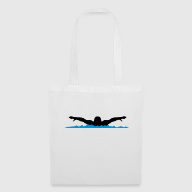competition swim swimmer club team water k - Tote Bag