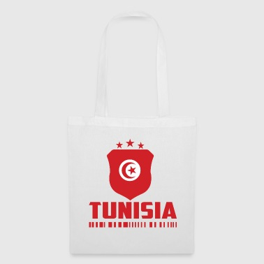 Tunisie Football Cadeau Fan Coupe du Monde - Tote Bag