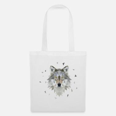 grijze wolf tassen amp rugzakken online bestellen spreadshirt