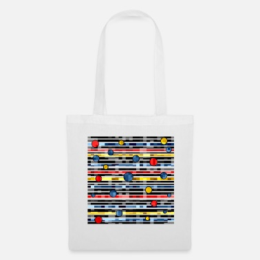Abstraction abstraction - Tote Bag