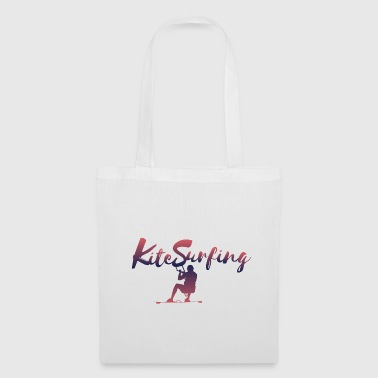 Kite Surfing - Surfers - # 1 - Tote Bag