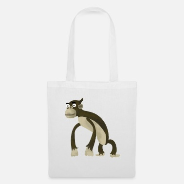 Singe Anthropoïde singe - Tote Bag