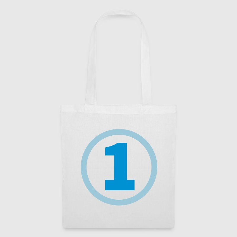 number one - Tote Bag