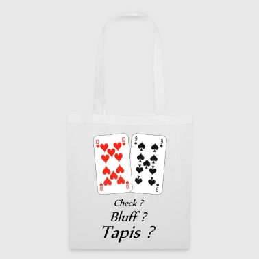 Poker - Tote Bag