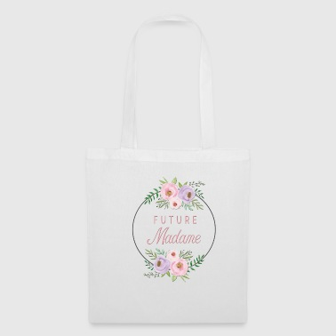 Enterrement future_madame - Tote Bag