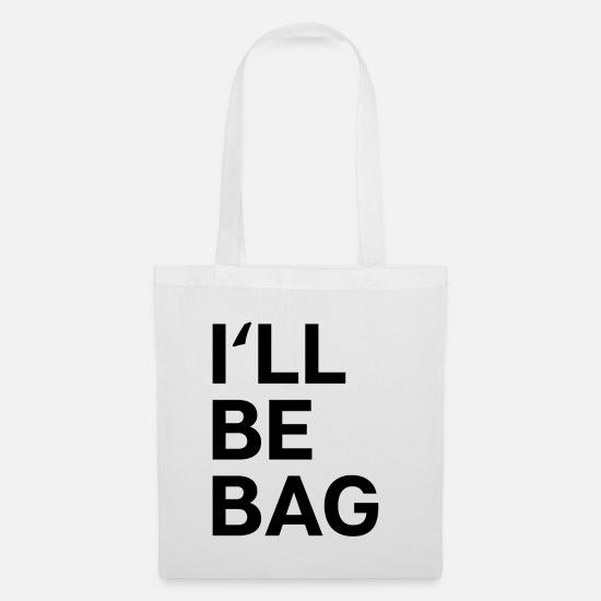 2f724db2fa0c7 Bag Taschen   Rucksäcke - I ll be bag - Tasche Einkaufstasche Jutebeutel -  Stoffbeutel