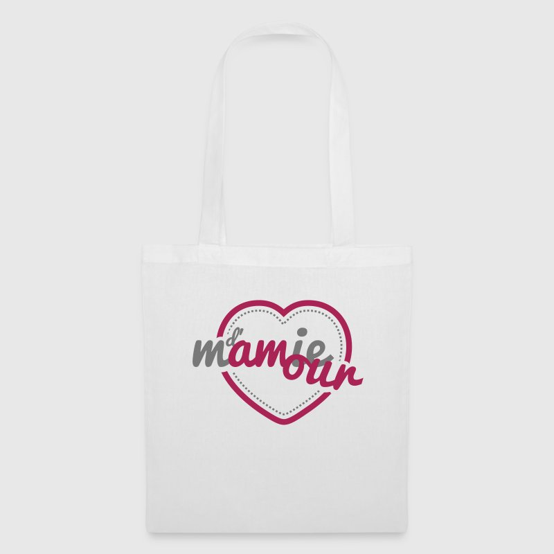 mamie d'amour - Tote Bag