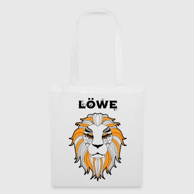 Astrological sign Leo - Tote Bag