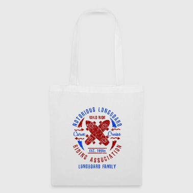 Association Notorious Longboard Riding Association - Tote Bag