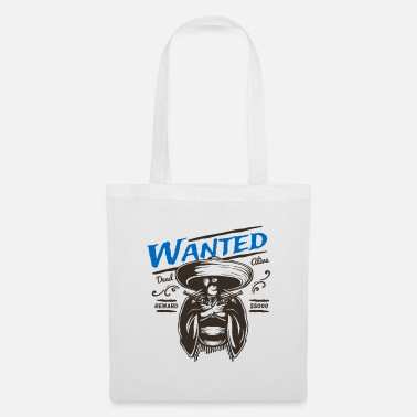 Wanted WANTED - Tote Bag
