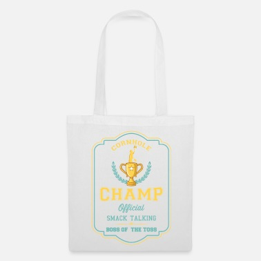 Champ Champion Cornhole Champ - Tote Bag
