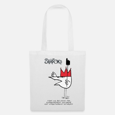 Shadoks Les interdits Shadoks - Tote Bag