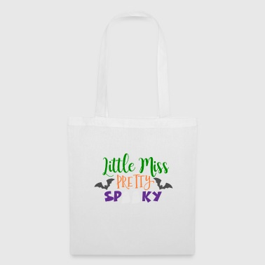 Little Miss Pretty Spooky - Tote Bag
