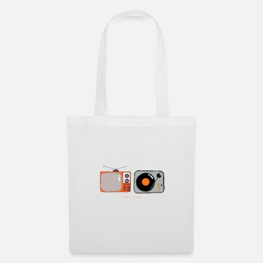 Audio Audio / Visual - Tote Bag