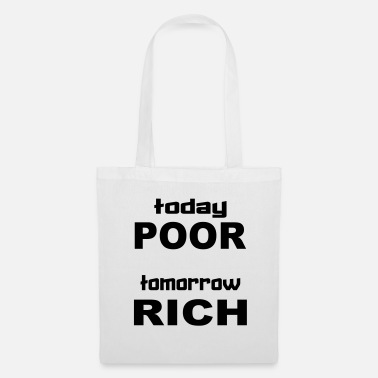 Poor POOR - Tote Bag