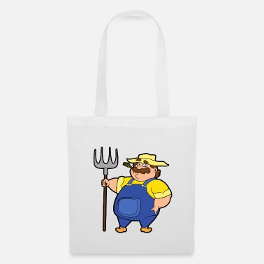 Agriculteur Agriculteur agriculteur agriculteur agricole - Tote Bag