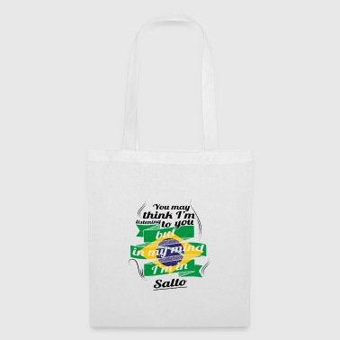 HOLIDAYS brazil brasil TRAVEL IN IN Brazil Salto - Tote Bag
